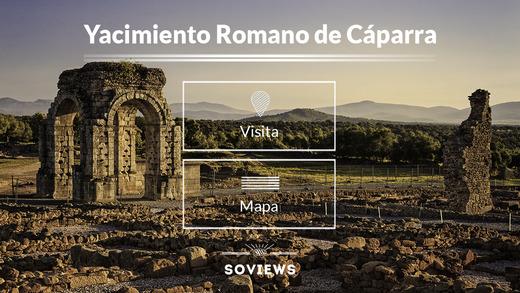 Yacimiento romano de Cáparra