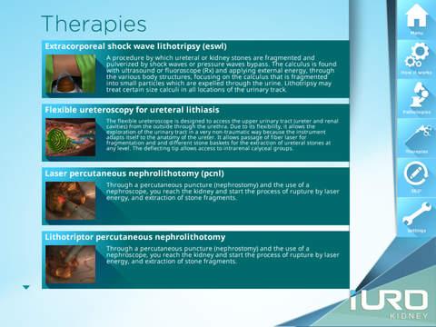 iURO Kidney PRO iPad Screenshot 4