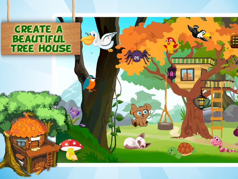 Download Free Software Tree House Decoration Games