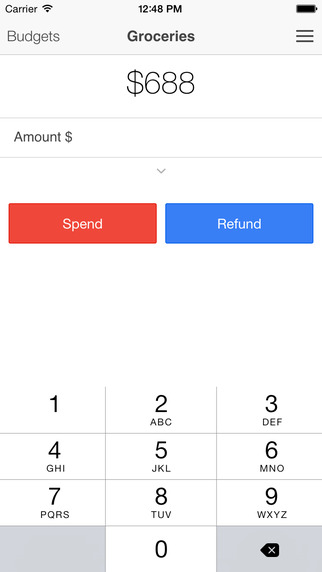 Family Fortune - budget app for families