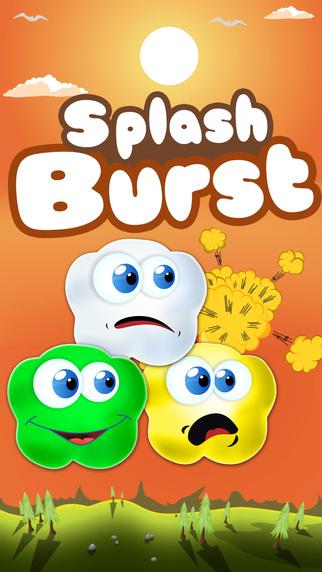 Splash Burst - Chain Reaction Bubble Shooter