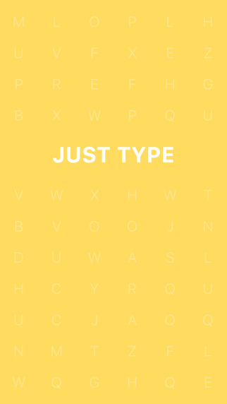 JUST TYPE - How Fast Can You Type