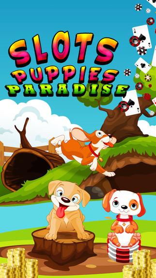 Slots - Puppies Paradise Pro