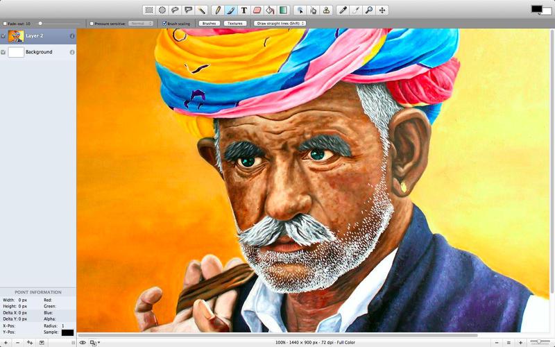 Image Editor - 图片编辑软件[OS X]丨反斗限免