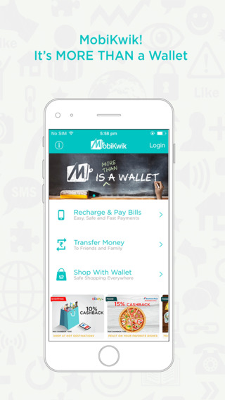 MobiKwik - Mobile Recharge Bill Pay