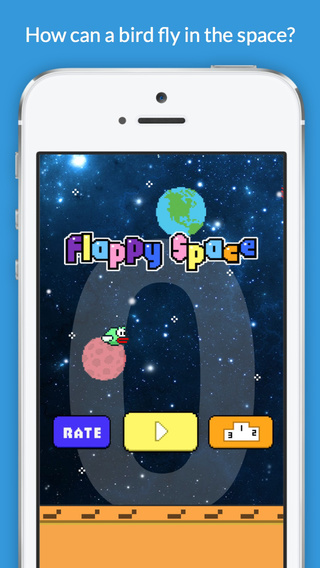 Flappy Space - The Reborn