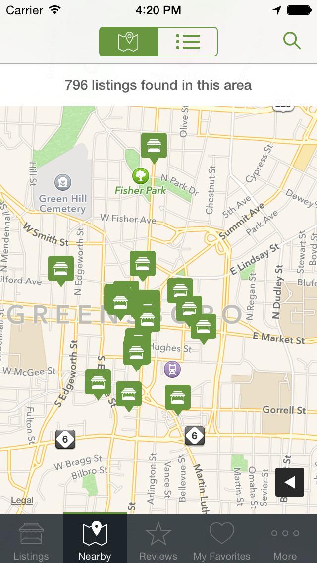 Downtown Greensboro #DGSO