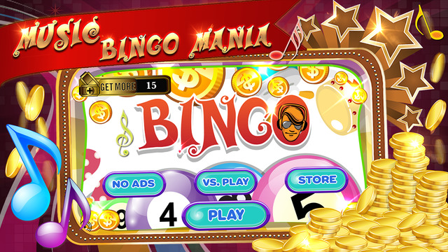 Bingo Sing a Song And Paradise Music Festival Casino Vegas Free Edition
