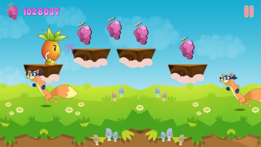 Banana Jungle Fruit Run-ner Quest - Story of Best Friends