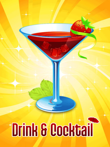 8,500+ Drink & Cocktail Recipes Free screenshot