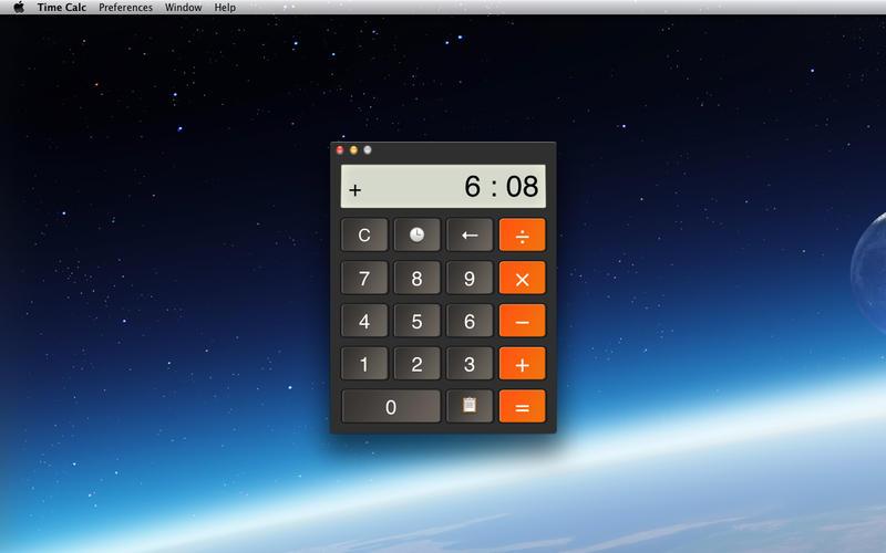 Time Calc - 时间计算器[OS X]丨反斗限免