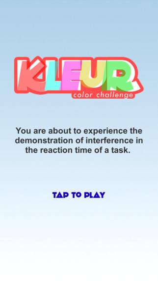 Kleur: Color Challenge