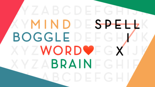 Spellix Free - Mind boggle your word brain