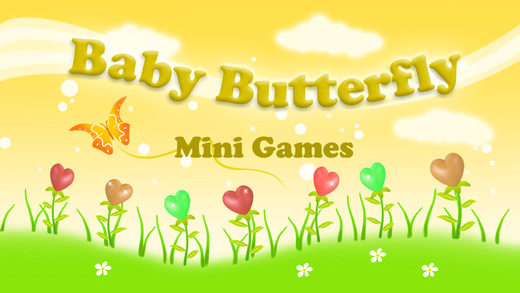Baby Butterfly - Mini games