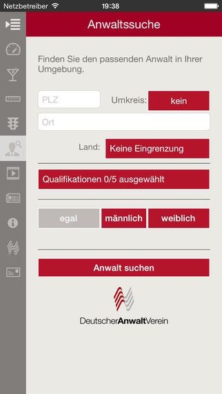Bußgeldrechner iPhone Screenshot 5
