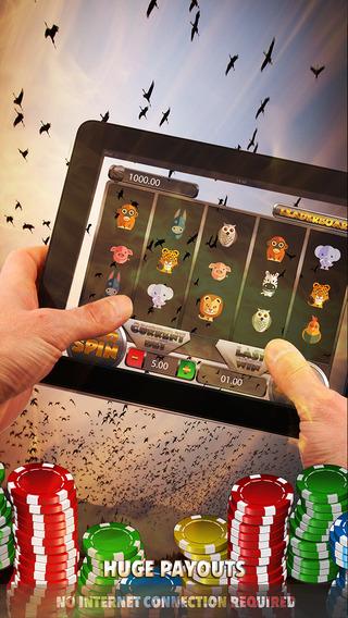Birds Flying Slots - FREE Slot Game King of Las Vegas Casino