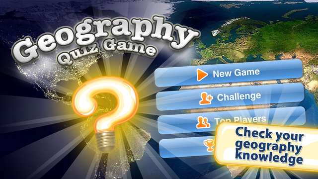 Geography Quiz Game – Multiplayer