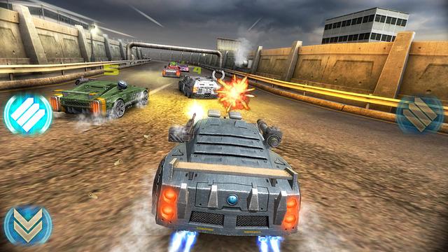 Battle Riders – 战斗赛车手[iOS][¥30→0]丨反斗限免