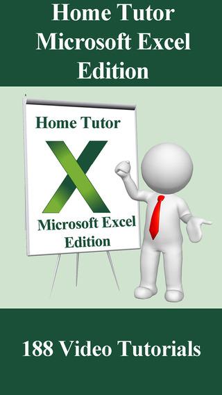 Home Tutor - Microsoft Excel Edition