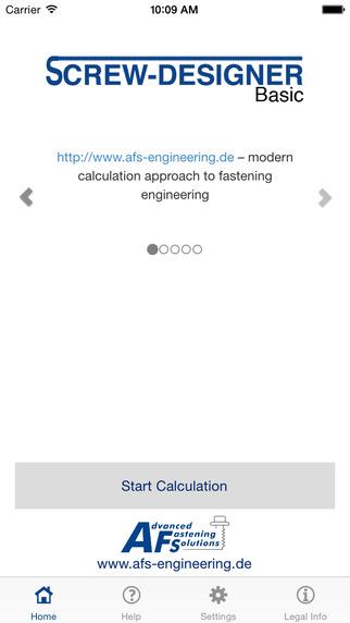 Screw-Designer Basic