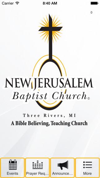 New Jerusalem Baptist Church Middlebury