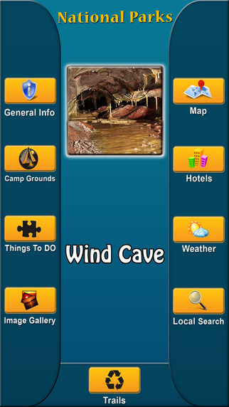 Wind Cave National Park and Preserve