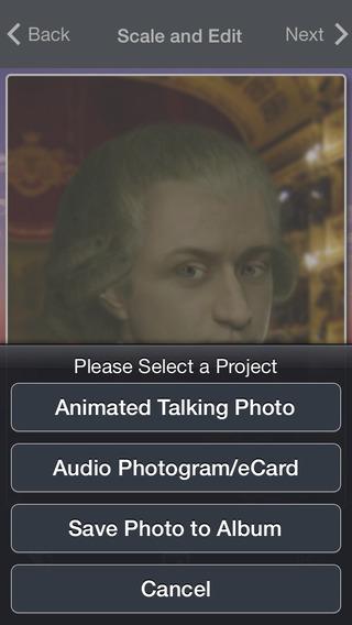 PhotoTalk Pro - All In One Talking Photo Creator Editor