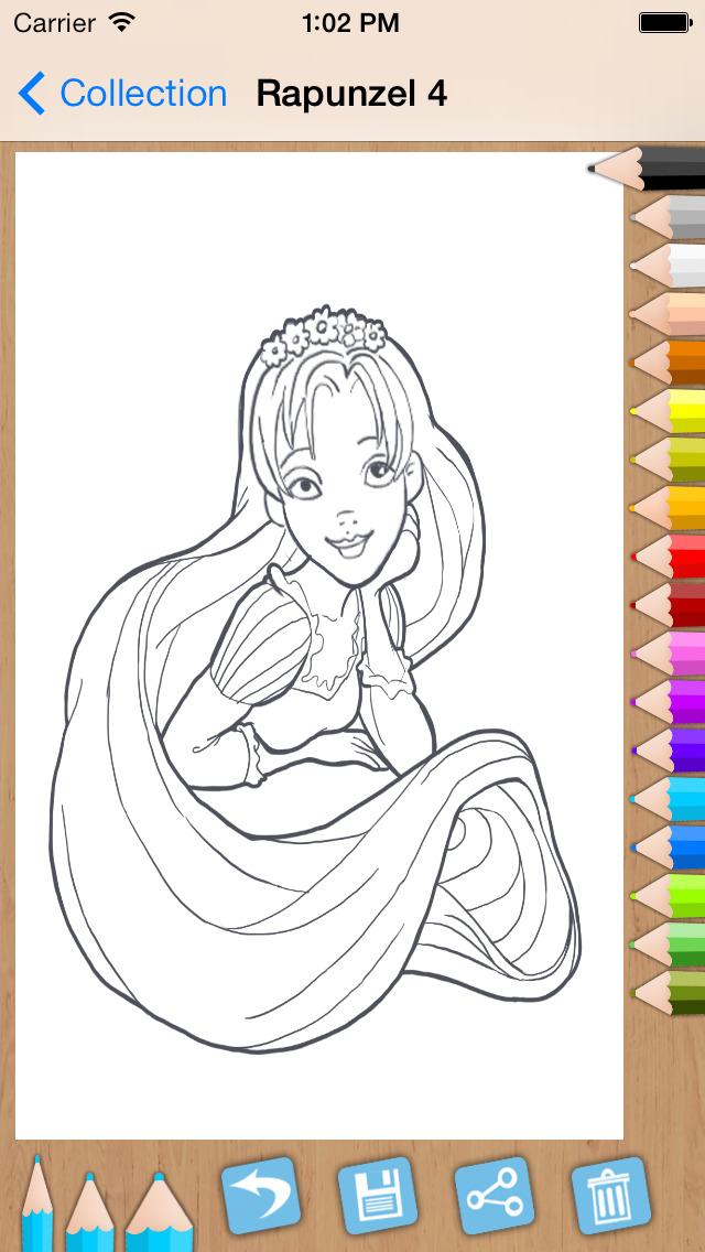 女孩抱花与梦想铅笔手绘