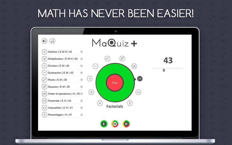 MaQuiz   Prof Screenshot - 1