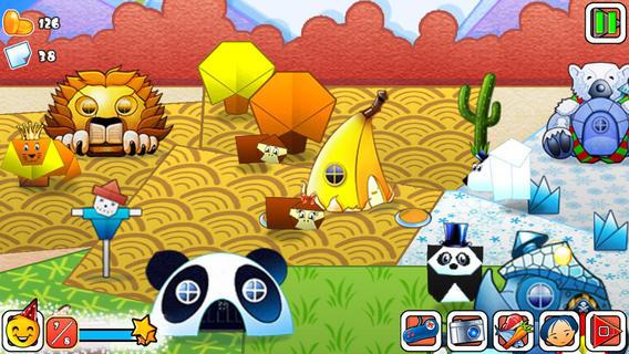 玩免費遊戲APP|下載新宫先生的纸上动物园 app不用錢|硬是要APP