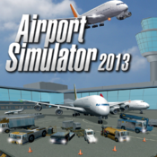 Flughafen Simulator 2013 for Mac icon
