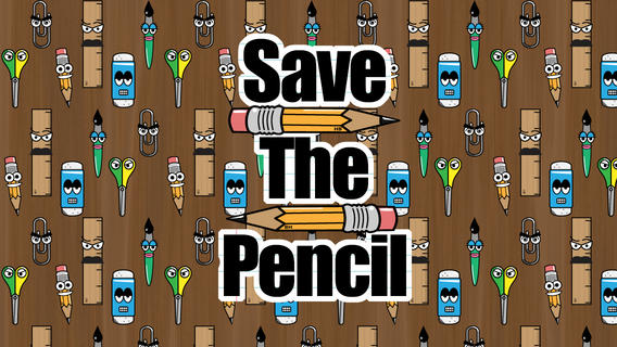 拯救铅笔:Save The Pencil