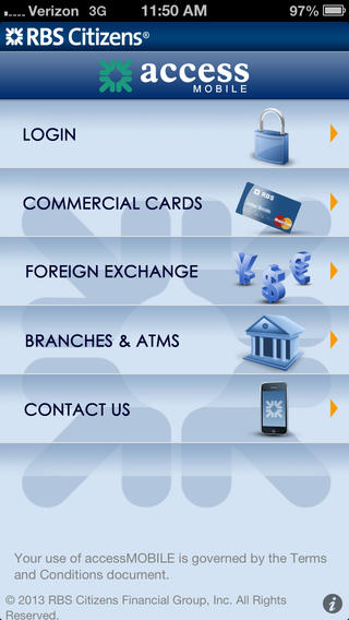 accessMOBILE by RBS Citizens
