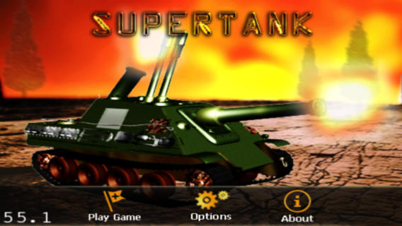 SuperTank Artillery