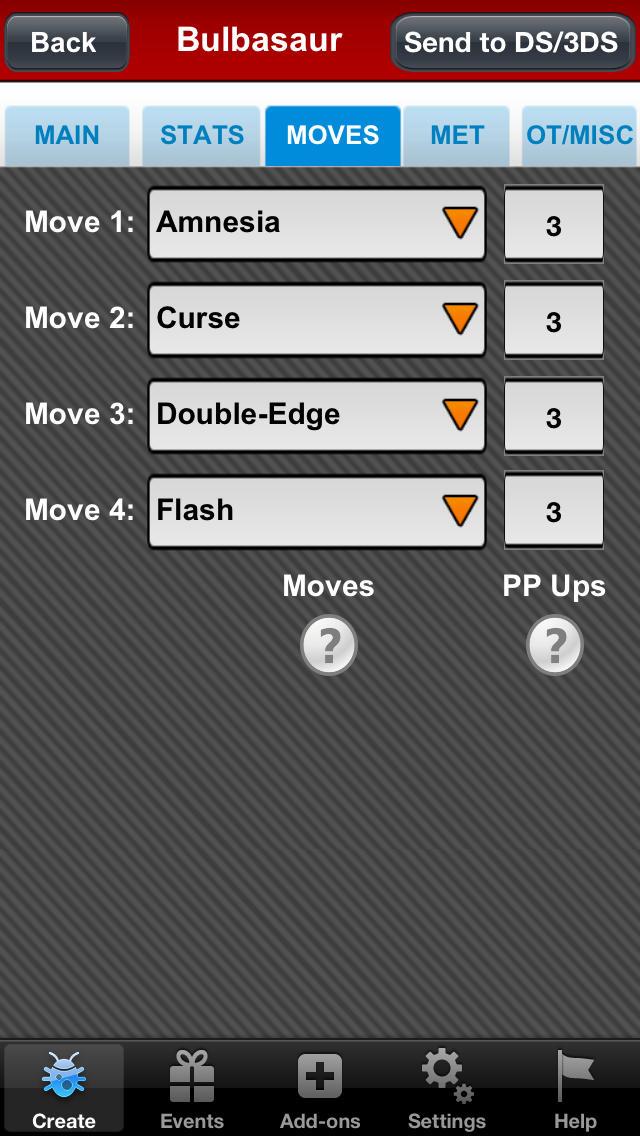 PokéCreator screenshot 4