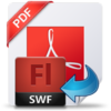 将PDF转换为SWF文件 PDF to SWF For Mac