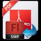 将PDF转换为SWF文件 PDF to SWF