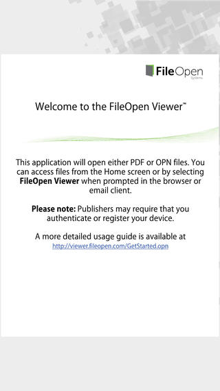 FileOpen Viewer