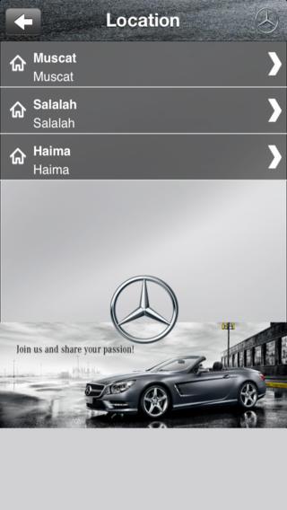 Mercedes-Benz Oman