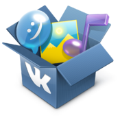 社交软件 VK Box