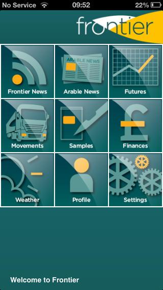 Frontier App