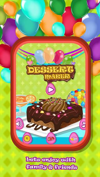 Dessert Maker - Boys n Girls Make Your Own Dessert Bar