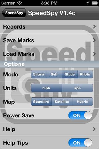 SpeedSpy screenshot 4