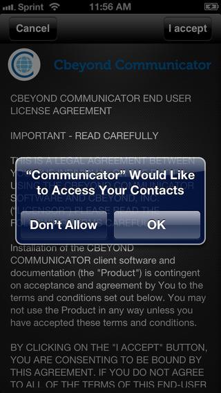 Cbeyond Communicator