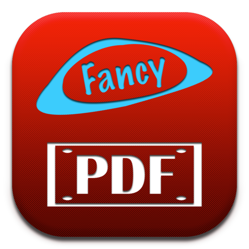 pdf可爱图标