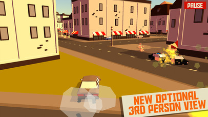Pako - Car Chase Simulator screenshot 5
