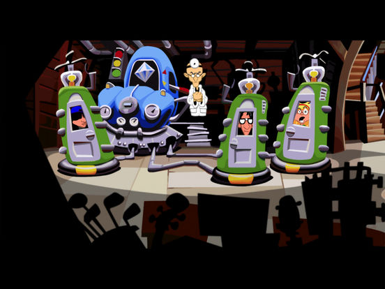 Скачать игру Day of the Tentacle Remastered