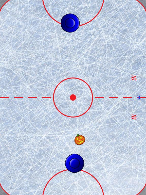 Holiday Air Hockey screenshot 10