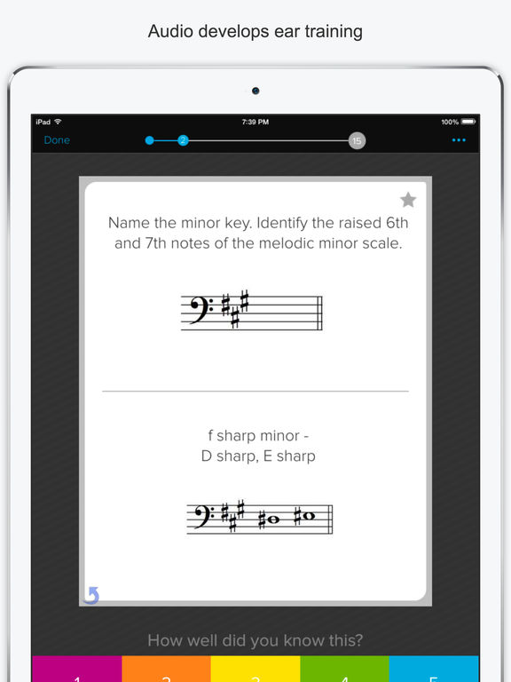 Learn Music Theory - Basic Rudiments by UMT screenshot