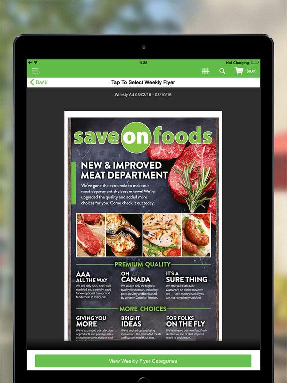 Does Save-On-Foods offer a rewards program?